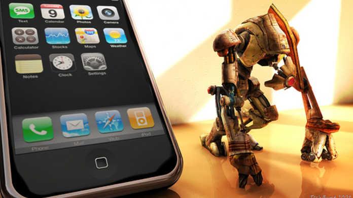 iPhone 5すげぇ!3D対応に歯みがきしてくれて、終いにはUFOまで呼べるだとぉ!?