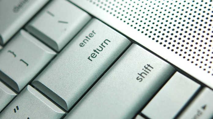 Windowsから乗り換えた人のためのMacでの小文字入力方法。