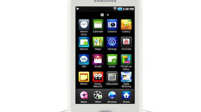 時は来た! iPod touch対抗のAndroidオーディオプレーヤー「GALAXY Player」降臨。