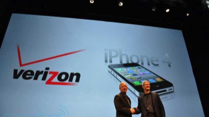 ついにCDMA版iPhone 4がVerizonから2月に発売決定!