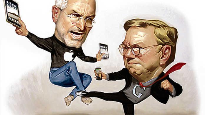 GoogleのCEOエリック・シュミットがAppleのボスに!?