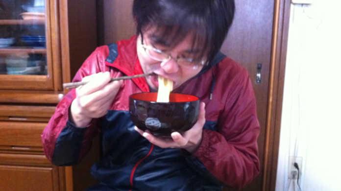 愛知県一宮市木曽川にある@goryugoの「ごりゅうどん」を喰らう!