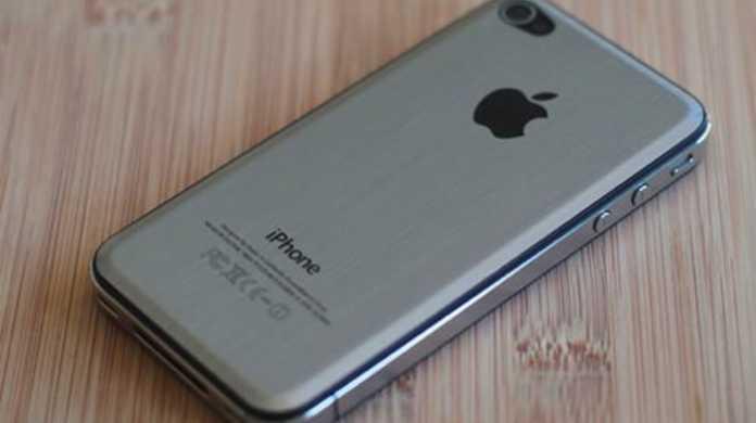iPhone5は背面にアルミ素材を採用か!?