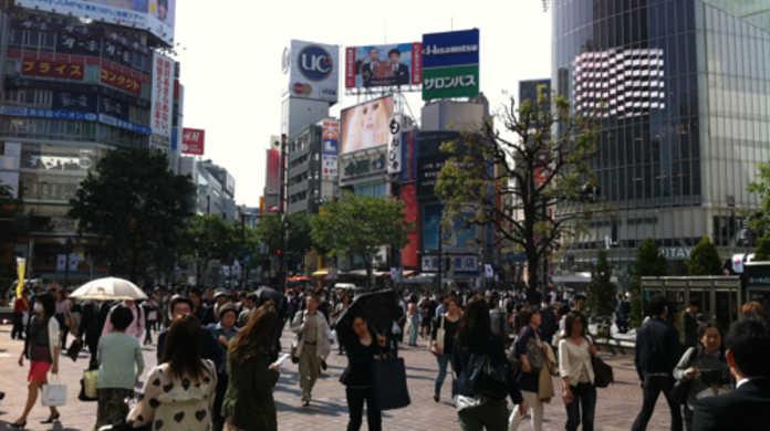 おらぁiPad2なんて買わないぜ!ちょっとオサレしに渋谷にいってみた。