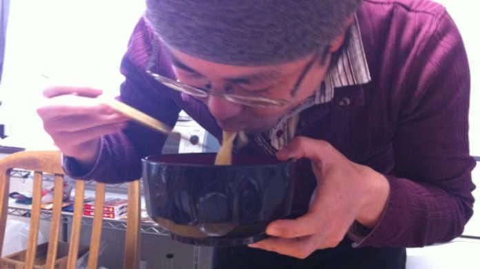 見た目はちょー粗悪だが超美味うどん再臨!愛知県木曽川にある @goryugo 亭の「ごりゅうどん2」を喰らう!