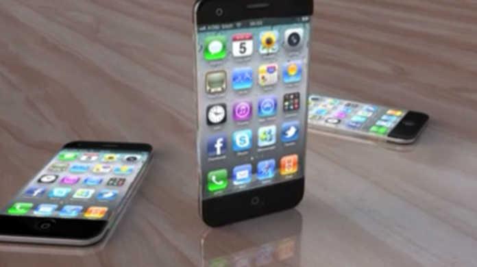 iPhone5は裏も表もスッケスケ!?