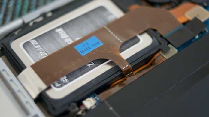 2012年に投入されるMacBook AirのSSDの容量は256GBが標準か?