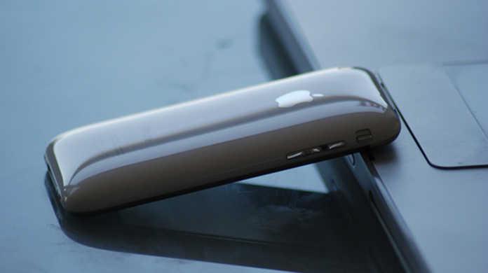 iPhone5のモックアップ写真!?