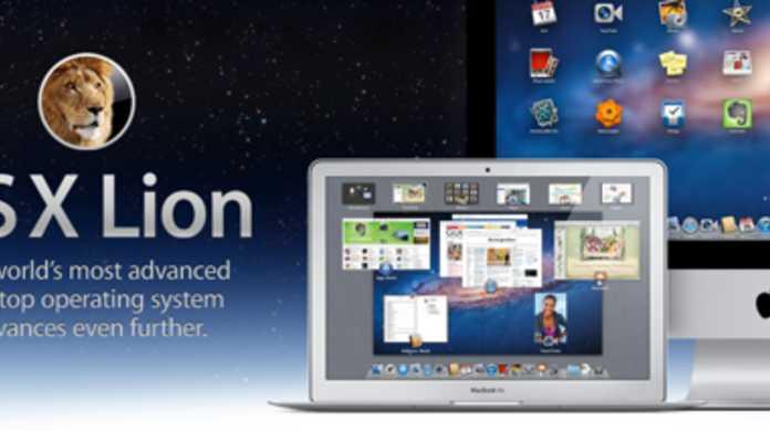 Mac終了のお知らせ!? 「Mac OS X Lion」の名称が「OS X Lion」に改称されてる件。