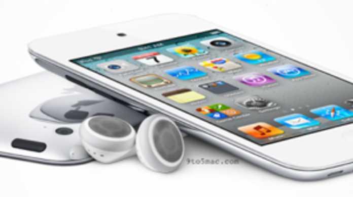 第5世代 iPod touch ホワイトモデルのフロントパーツと思わしき写真が流出。