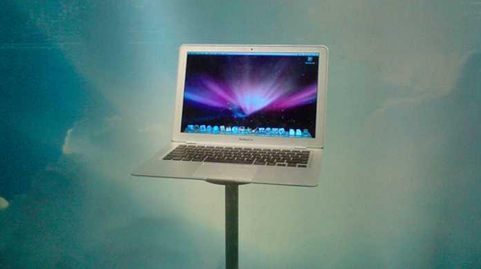 【訂正】新型MacBook Air(Mid 2011)のSSDにも当たり外れがある。