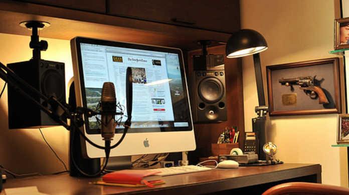 【厳選】これはカッコいい!超クールなMacのデスク写真 20 個まとめ!