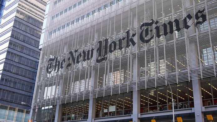 ニューヨーク・タイムズの記者がiPhone 5の発表は数週間後とAppleの従業員に聞いたらしい。