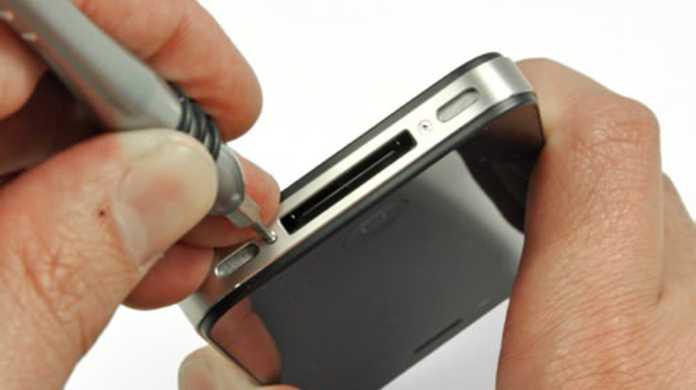 早くも iPhone 4S がバラバラに分解されてるの巻