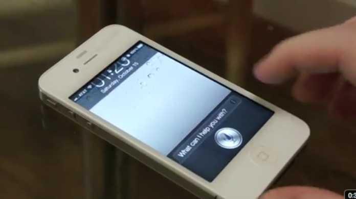 なんとiPhone 4で「Siri」が動いている動画。