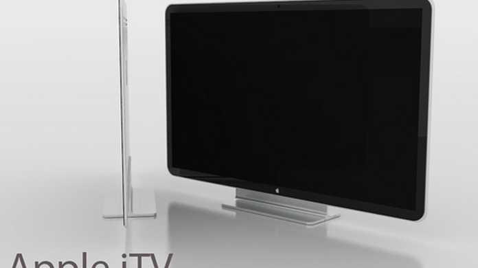 もしアップルから「iTV」が発売されたらこんなカタチ?