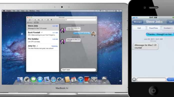 Apple、Mac用のiMessageを開発中か?