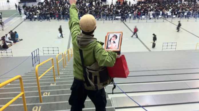 奈々ファンなら一度いくべき!水樹奈々の「NANA MIZUKI LIVE CASTLE 2011 グッズ先行販売」がけっこう楽しかった!