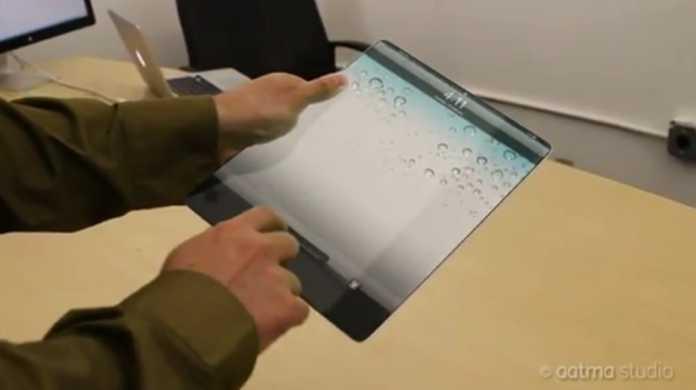 どんどんスケールがデカくなっていくiPad 3のコンセプトビデオ