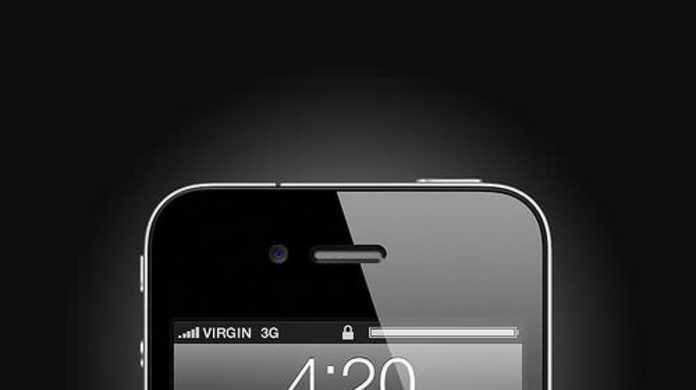iPhone・iPadからのソフトウェア・アップデートはバッテリーが50%以下だと出来ない。