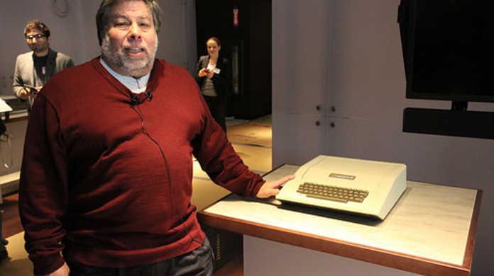 今回もThe new iPadを買うために前日から並ぶ、アップルもう一人の創業者スティーブ・ウォズニアックw