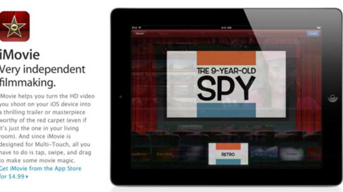 iMovie for iPadで動画をカット(トリミング)編集する方法