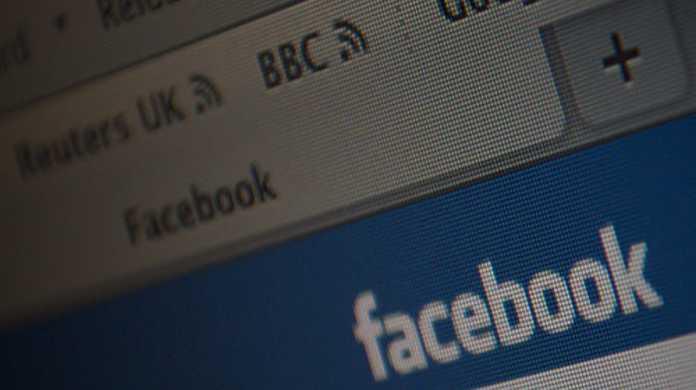 Facebookのステータスの公開範囲を制限する方法。