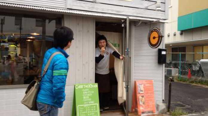 私は帰ってきた!愛知県・一宮「カリー ザ キッチン」の「ポーク角煮カレー」を喰らう!