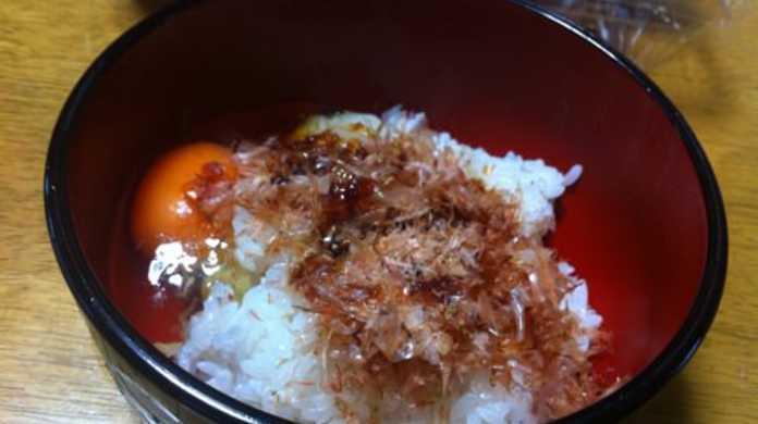 【レシピ付き】ワンランク上の卵かけご飯!スーパーズボラTKGが美味すぎる件!#オレのズボラ飯