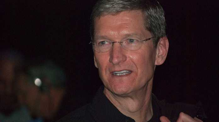 米Appleの時価総額が約50兆円に。
