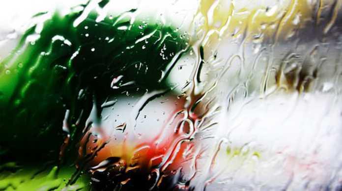 自然こわっ!ゲリラ豪雨を航空機から撮影した写真がヤバイ!
