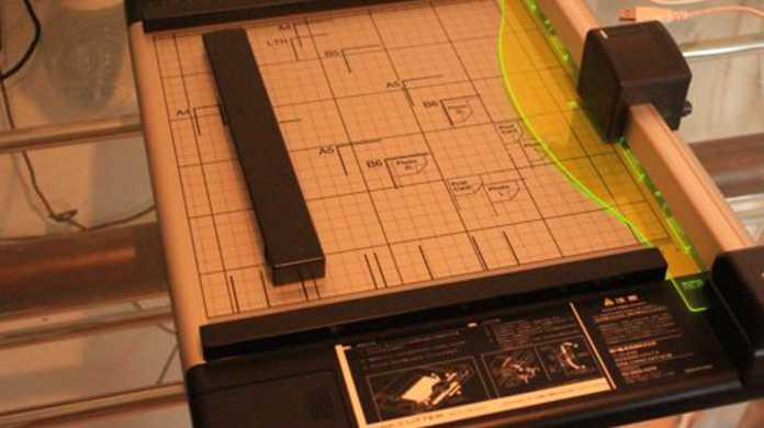 【自炊】安全に本を裁断できる裁断機「カールのディスクカッター」がちょー使いやすい件