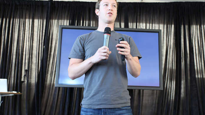 Facebookのカバー写真の設定を変更する方法。