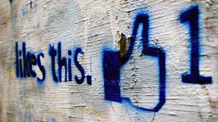 Facebook、モバイルアプリに「いいね!」ボタンを設置可能に。