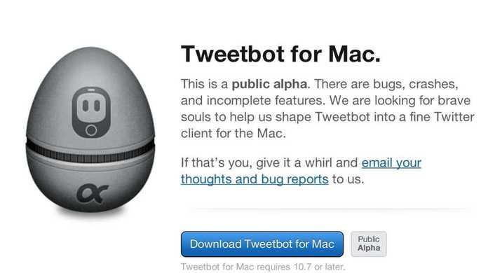 【動画】Tweetbot for Mac α版をつかってみた!タイムラインを見ながらハッシュタグが追えてちょー便利!