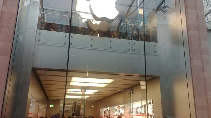 なんと時価総額43兆円!Apple1社で世界の時価総額の1%を超える。