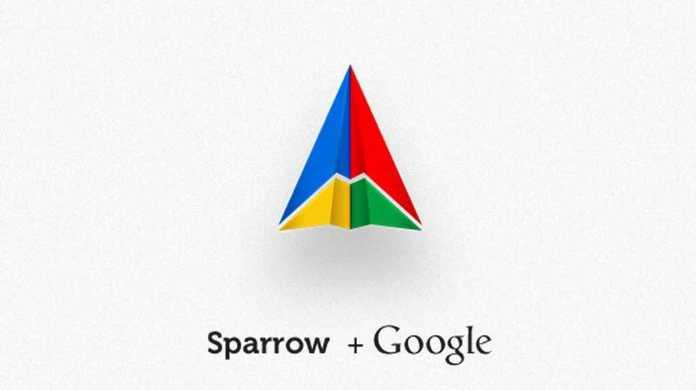 人気のiPhone / Macメールアプリ「Sparrow」がGoogleに買収される。