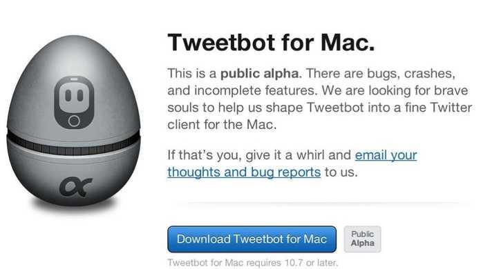 ふぁぼやRTの通知機能を搭載した「Tweetbot for Mac alpha2版」がリリース