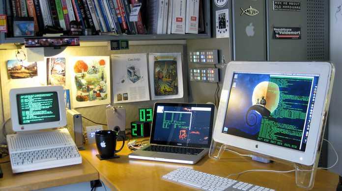 ひと目で(Mac)OS Xの歴史が分かる画像【作: @loop99】
