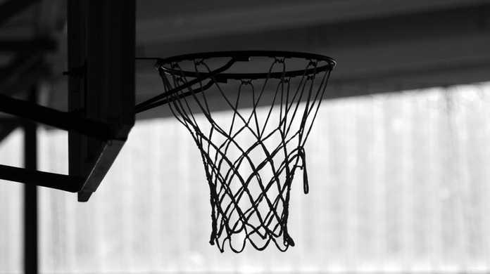 【写真】バスケットボールの行方