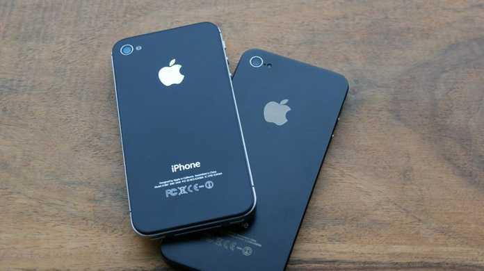もう一つのiPhone 5の可能性。裏がツートンカラーデザインじゃないマッドな筐体が出てきた。