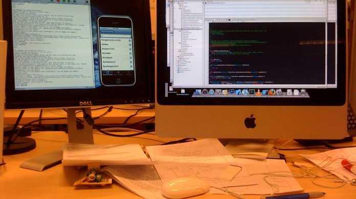 iPhoneシミュレータにMacの文字列をコピペする方法