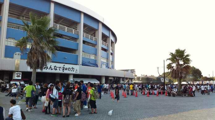 水樹奈々のライブ「NANA MIZUKI LIVE UNION 2012 千葉 QVCマリンフィールド公演」のセットリスト(セトリ)