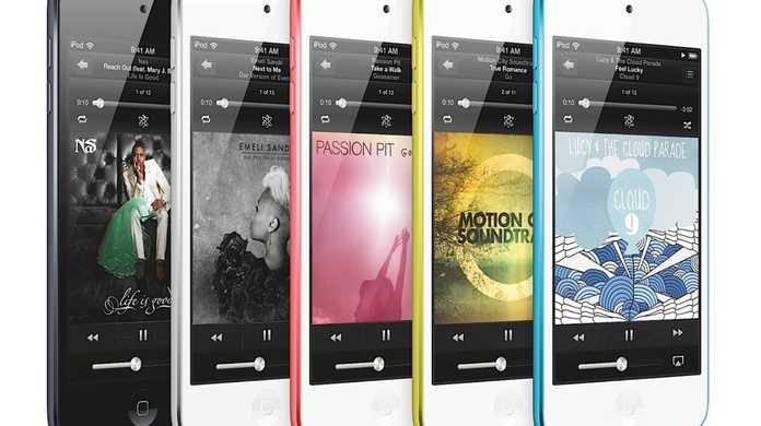 第5世代 iPod touchが登場。前代とスペック、価格、サイズを比較してみた。解説も書いてみた。