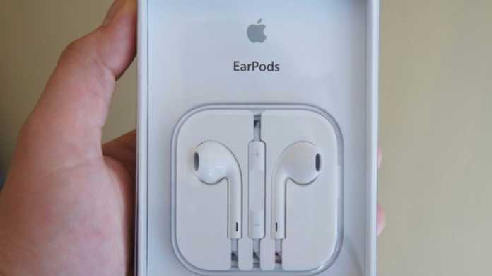 EarPods - iPhone 5や第5世代iPod touch、第7世代iPod nanoから付属する新しいAppleのイヤホン。