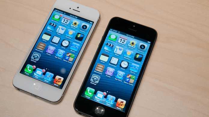 iPhone 5が 4/4S に比べて予約販売台数が圧倒的に凄い件
