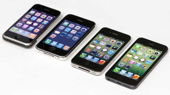 iPhone 5がスマホ・携帯電話の売上ランキング上位5位を独占。さらにソフトバンク版は1〜3位を独占。
