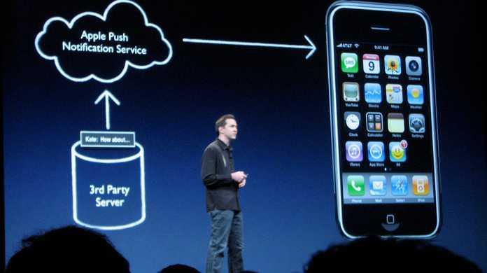 iPhone・iPadのロック画面で通知が来ているアプリを即起動する方法。