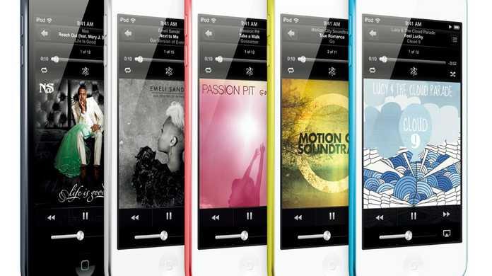 第5世代 iPod touchを分解すると中身はこんな感じでござるの巻