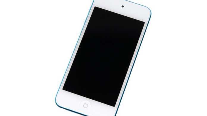 iPod touch 5を完全にバラバラに分解したらこうなる。